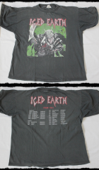 Iced Earth Shirt Iced Earth Tour 1991