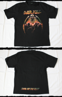 Overkill Shirt Bring Me the Night 2011