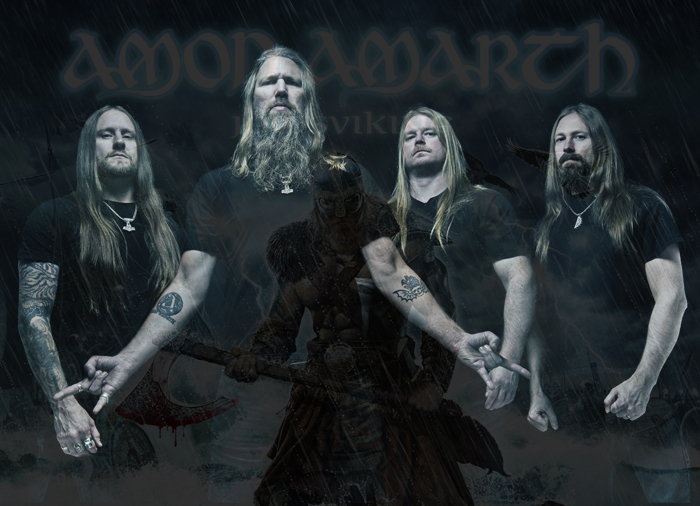 AMON AMARTH - neues Album 2016