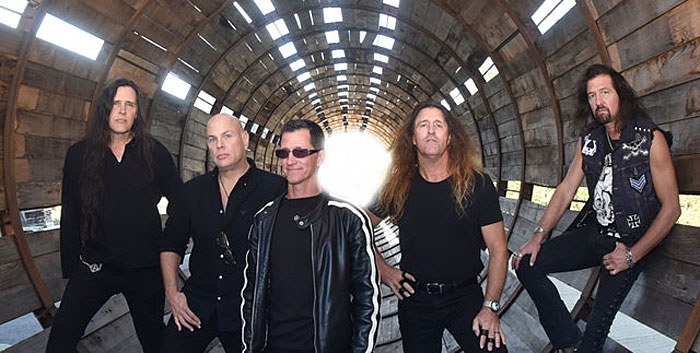 Metal Church - Headliner 14.5.16 - Rock Hard Festival