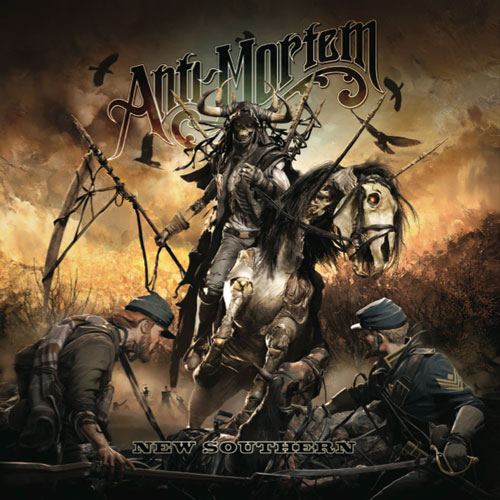 Anti-Mortem Cover New Southern