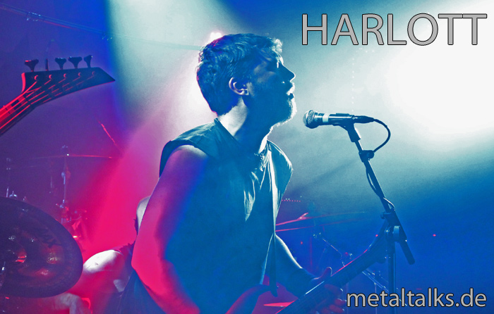 Harlott Live at Lido Berlin 25.10.2015