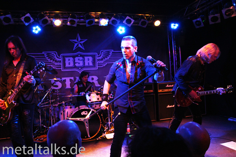 Black Star Riders - Band - Berlin - Frannz - 22.11.2015
