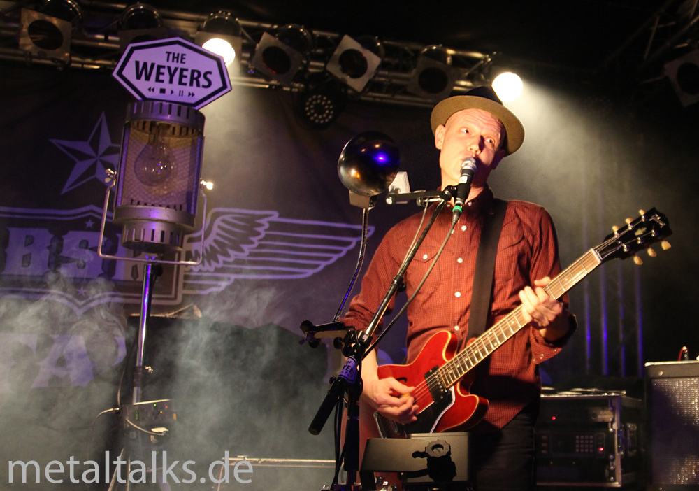 The Weyers - Frannz - Berlin 22.11.2015