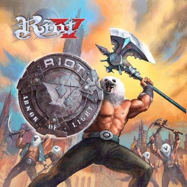 RIOT V - neues Album