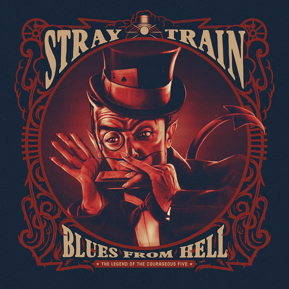 Stray Train – Neues Album  kommt im September 2017