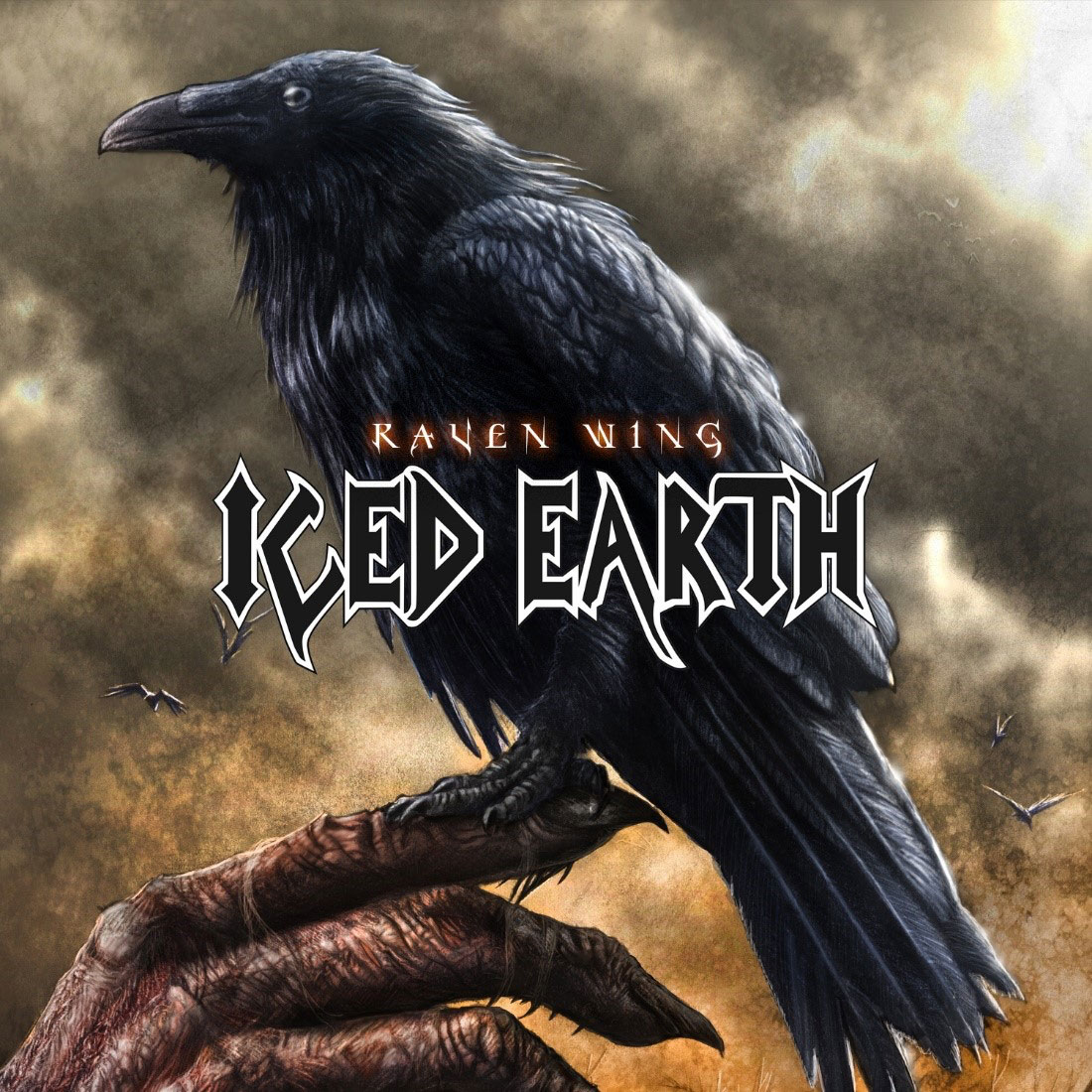 "Iced Earth - zweite Single aus dem neuen Album ""Incorruptible"" online!"
