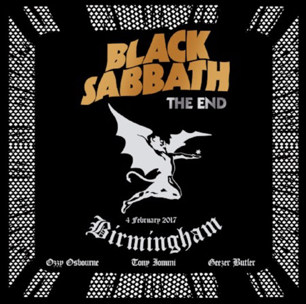 Black Sabbath - The End - Live Birmingham - Formate - Trailer