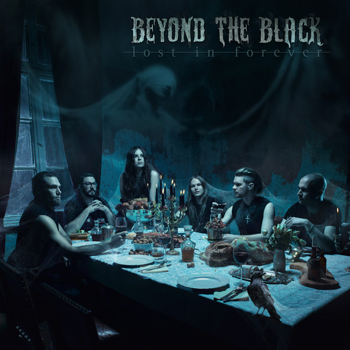 Beyond The Black - Lost In Forever - Album Cover + Tracklist
