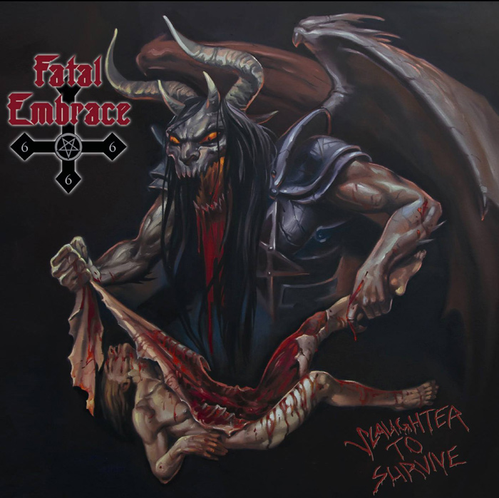 Fatal Embrace - Slaughter To Survive - Album Review