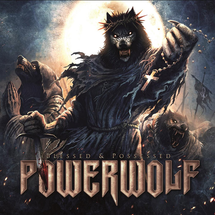 Powerwolf - BLESSED & POSSESSED Touredition kommt Anfang 2017