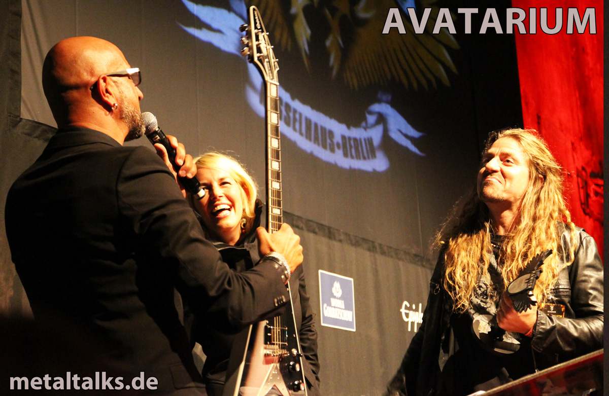 Avatarium - Metal Hammer Awards 2016